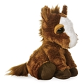 Dreamy Eyes Prancer Pony Brown