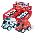 Zoomsters Rescue Team Vehicle