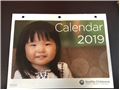 A Seattle Children's 2019 Calendar