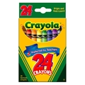 Crayola Crayons, package of 24