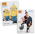 Despicable Me 2 Coloring Book