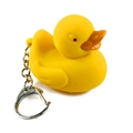 Duck LED Keyring with Quacking Sound