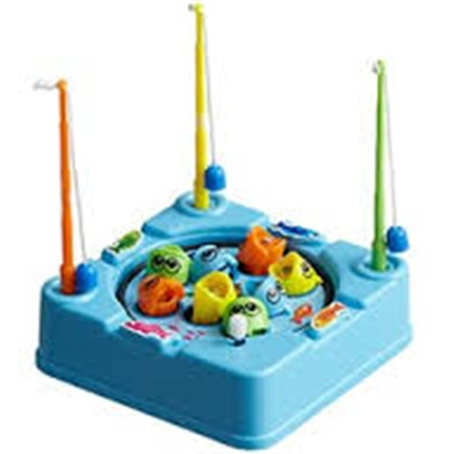 Gone Fishin! Wind Up Fishing Game