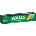 Halls Defense Assorted Citrus