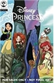 Disney Princess Comic Book