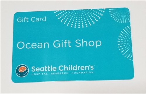 Gift Shop Gift Card, $50