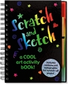 Scratch and Sketch - Activity Book