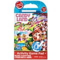 Candy Land Activity Game Pad
