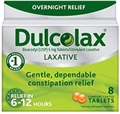 Dulcolax 8-tab Ages 6+