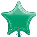 Green Star Balloon