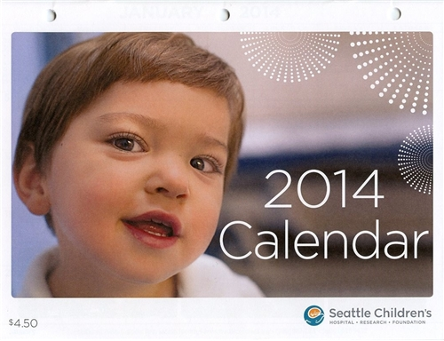 Seattle Children's 2015 Calendar